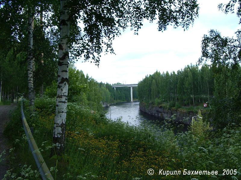 Мосты через Сайменский канал