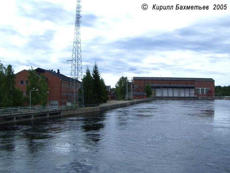 Гидроэлектростанция Тайнионкоски