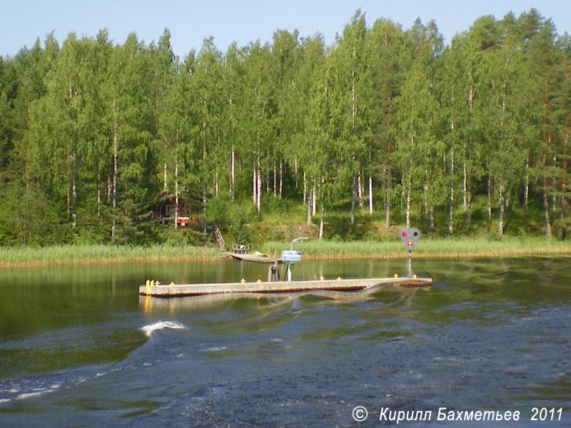 Светофор на Вяярякоскском канале