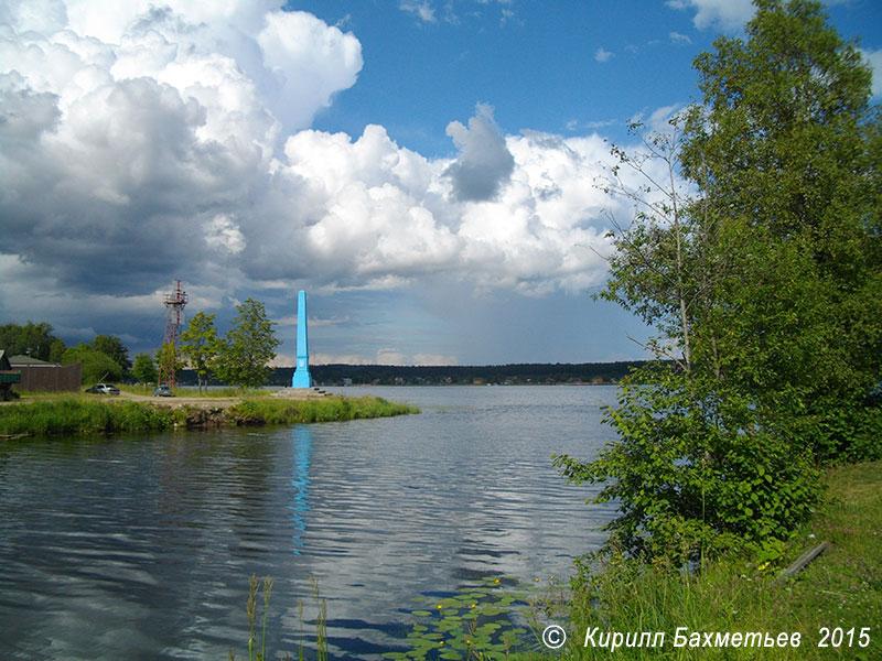 Устье Онежского канала