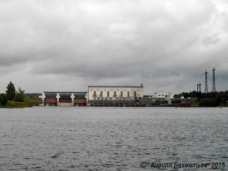Верхнесвирская гидроэлектростанция