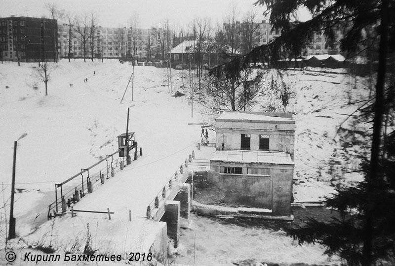 Сиверская гидроэлектростанция